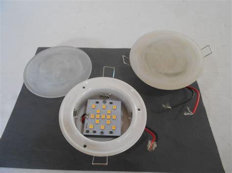 12 volt led lights for rv interior 12 volt rv set of 2 recessed 4 3 4 quot led interior ceiling