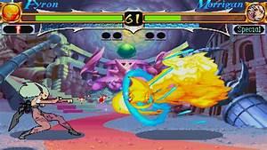Darkstalkers Resurrection - TFG Review / Art Gallery