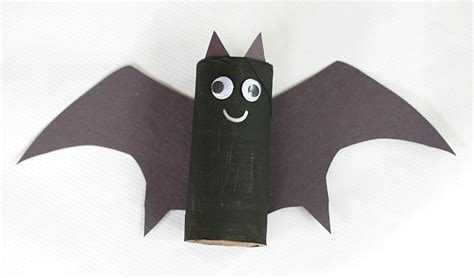 toilet paper roll bat wing template hanging bat craft for kids with bat wing template buggy