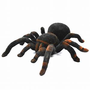Industrial Spider Light 4 Channel Radio Control Spider Electronic Insect Toys