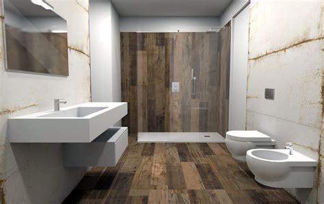 bagno effetto legno rivestimento bagno in legno qy11 187 regardsdefemmes