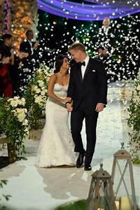 The Bachelor Wedding Photos: Sean Lowe and Catherine ...