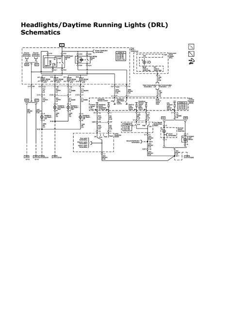 Buick Lacrosse Electrical Lighting Problems Page Car