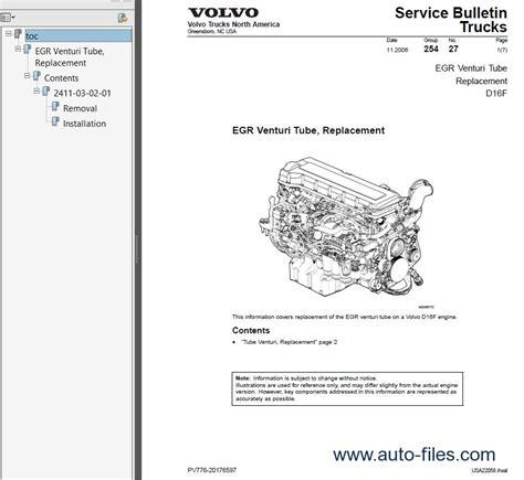 free online car repair manuals download 2010 volvo s80 regenerative braking volvo truck operator s manual maintenance and engine pdf