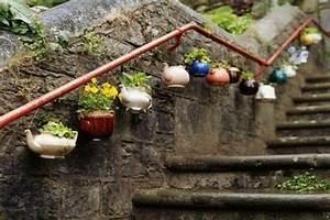 Kreative Ideen Garten : gartendeko selber machen 50 lustige ideen ~ Bigdaddyawards.com Haus und Dekorationen