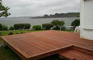 Abri De Terrasse En Bois : construction terrasse en bois abris jardin brest finist re ~ Dailycaller-alerts.com Idées de Décoration
