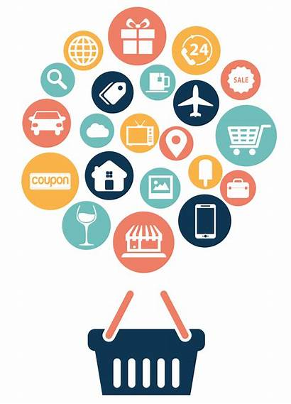 Shopping Commerce Icon Internet Retail Transparent Clipart