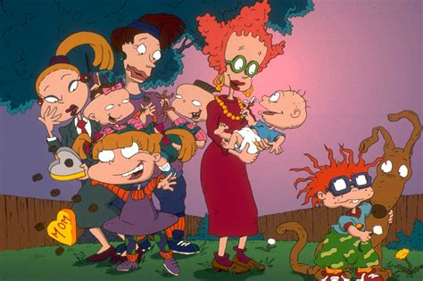 Nickelodeon To Unite Classic 90s Cartoon Characters In