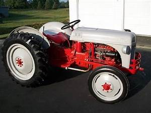 1950 Ford 8 N Tractor  I Never Owned A Tractor But This Is