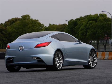 buick business concept car pictures