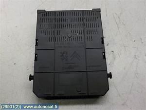 Peugeot Expert Fuse Box