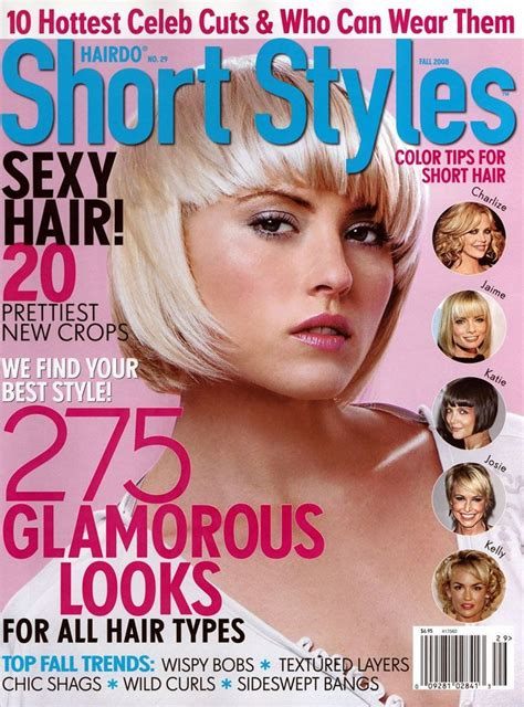 hair magazine images  pinterest magazine