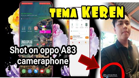 tema keren oppo   tanda air youtube