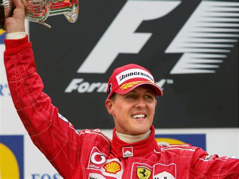 Michael Schumacher by Spare A Thought For Michael Schumacher Montreal Gazette