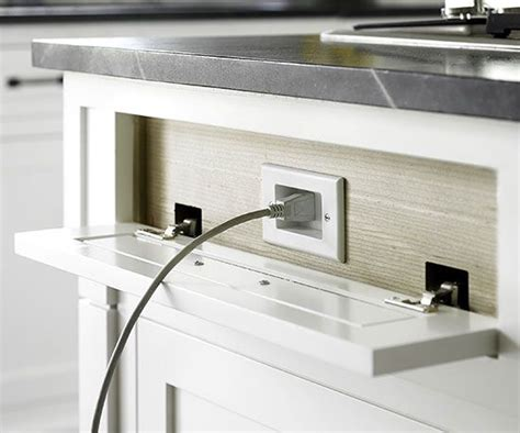 kitchen island outlet 41 best kitchen outlet placement images on