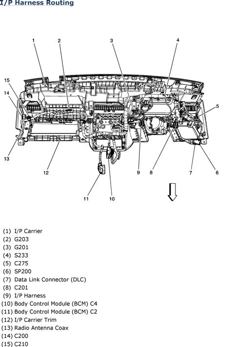 F 15e Engine Compartment Diagram by Repair Guides Wiring Systems 2007 Harness Routing