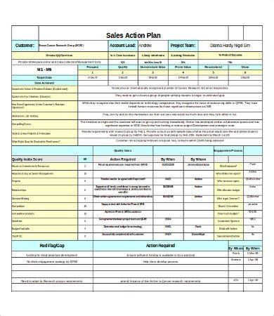 excel sales template 8 free excel documents
