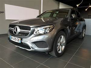 Mercedes Classe Glc : mercedes classe glc coupe occasion diesel gris selenite ~ Dallasstarsshop.com Idées de Décoration