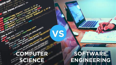 Computer Science Vs Software Engineering  Which Major Is