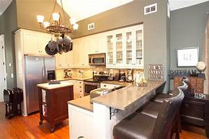 Open Kitchen Design Small Space » Design and Ideas
