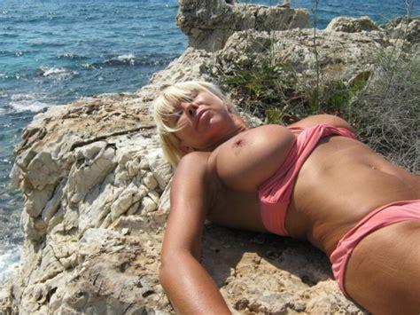 nathalie french milf blonde amateur bigtits mature france