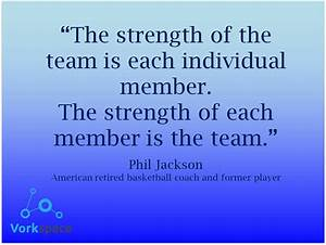 57+ Best Teamwo... Strength And Teamwork Quotes