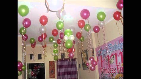 dekorasi anniversary  youtube