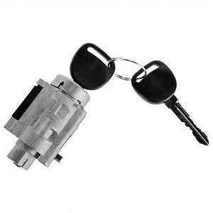 New Replacement Ignition Lock Cylinder  U0026 Keys For Chevy
