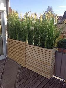 Agrafeuse Pour Brise Vue : brise vue balcon id es originales en 28 photos sympas ~ Mglfilm.com Idées de Décoration