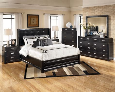 White King Bedroom Furniture Sets