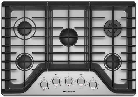 gas cooktop reviews reviews for kcgs350ess kitchenaid 30 5 burner gas