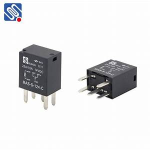 China 24v 5 Pin Relay Manufacturers And Suppliers