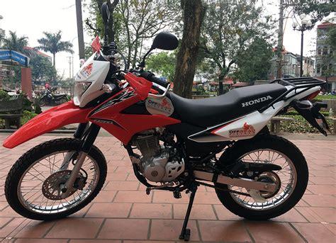 rent motocross bike honda xr150 hire in hanoi offroad vietnam dirt bike rentals