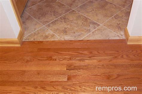 kitchen tile floor pictures wood floor and tile transition search our home 6260