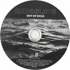 Audioslave Out Of Exile Japan Promo CD album (CDLP) (331535)