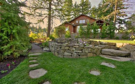 fotos de jardin ver jardines de casas rusticas