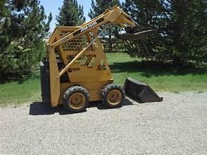 John Deere 3375 Skid Steer Loader Technical Service Repair