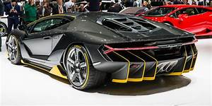 2017 Lamborghini Centenario: 566kW V12 centenary limited ...  Lamborghini