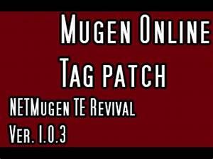 Mugen Online Tag Update | NETMugen TE Revival Ver. 1.0.3 ...