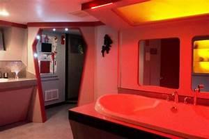 Trekkie Decorates Entire House in Star Trek Theme: Home