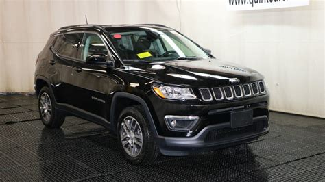 new 2018 jeep compass latitude sport utility in marshfield