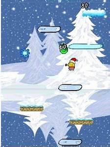 Spiele Für Weihnachten : doodle jump christmas download springendes m nnchen weihnachten auf das handy kostenlos java ~ Frokenaadalensverden.com Haus und Dekorationen