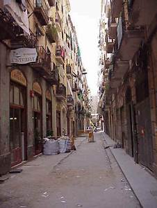Cultural Geography El Raval Barcelona Urban Redevelopment Images