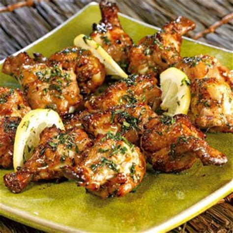 vorwerk cuisine pilons de poulet grillés aux herbes magazine avantages