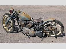 Bobber rat bike Rides Motorrad, Bobber, Hot