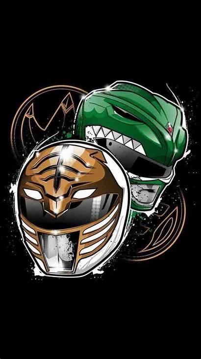 Ranger Rangers Power Wallpapers Shirt Morphin Mighty