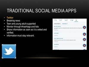 Social Media: Situational Awareness & Anonymous Apps