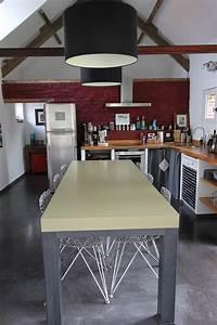 meuble de salle de bain couleur taupe pictures galerie d With meuble cuisine couleur taupe 10 ilt central de cuisine dautrefois dessus zinc