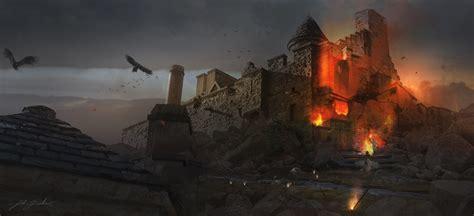 castle siege artstation castle siege josh durham