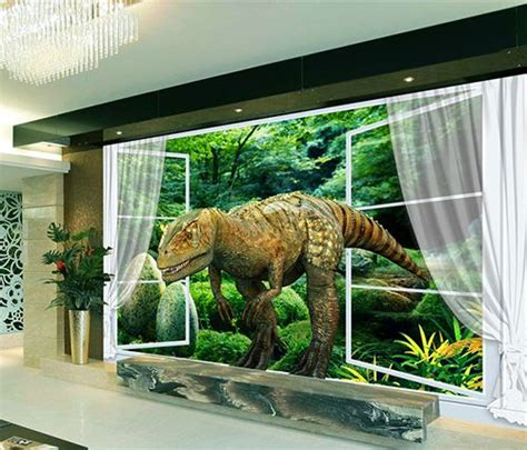 deco chambre dinosaure 1000 images about papier peint sur mesure spécial